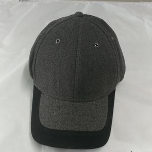 Ben Sherman baseball cap Gray with black trim